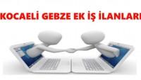 Gebze'de Evlere iş Veren Firmalar (KOCAELİ)