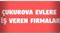 Çukurova Evlere İş Veren Firmalar (Adana)