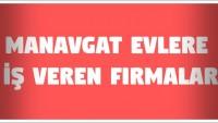 Manavgat Evlere İş Veren Firmalar (Antalya)