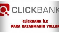 Clickbank İle Para Kazanma